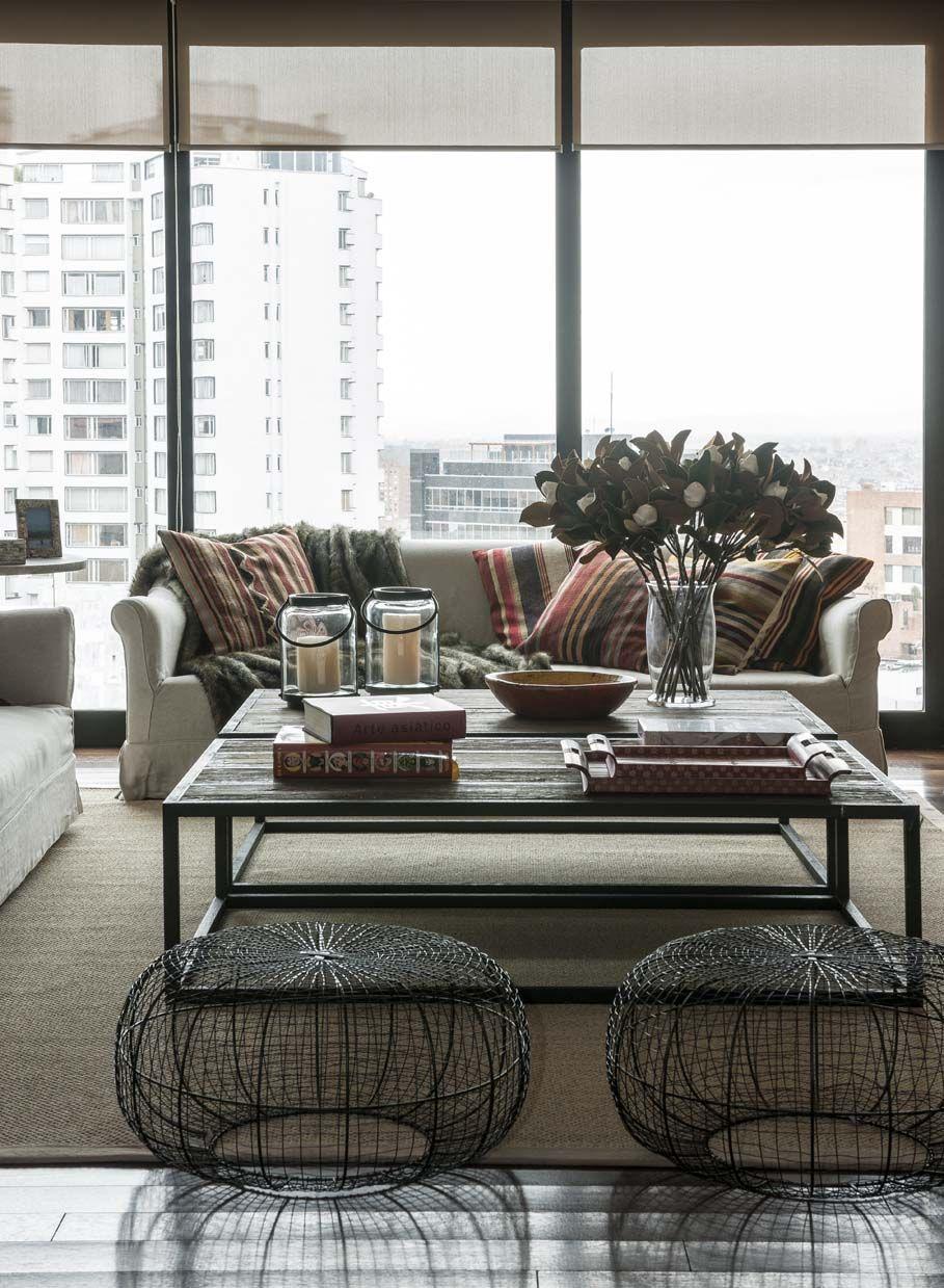 Decoraci n apartamento becara bogota proyectos for Casa quinta muebles bogota