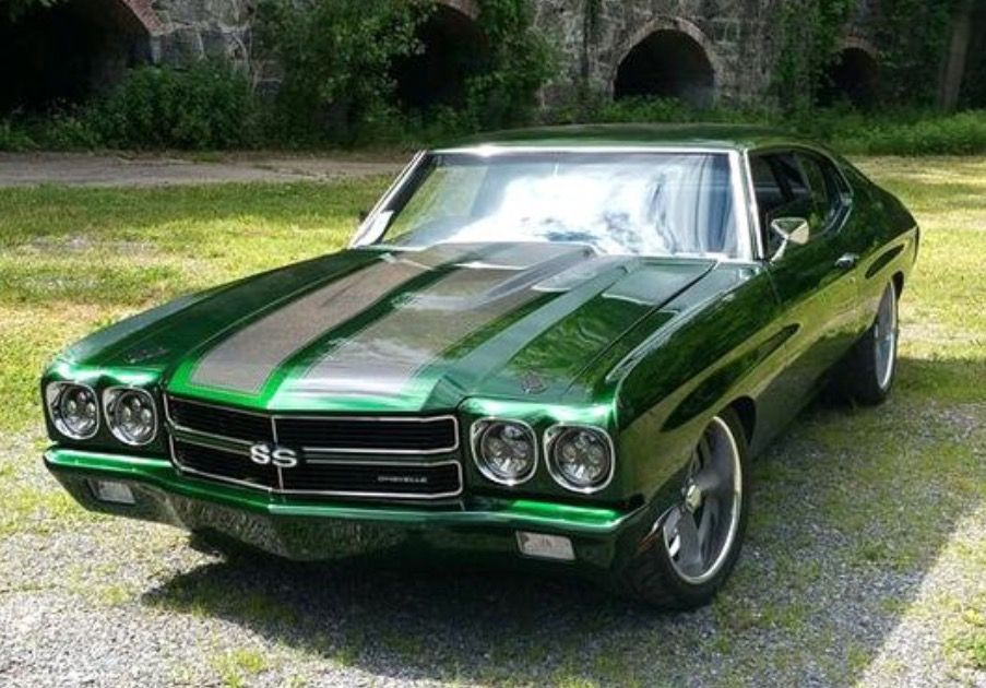 Chevrolet Chevelle 70s Great Car Fast And Had Great Weight And Horsepower Ratio Classic Cars Chevy Muscle Cars Chevrolet Chevelle