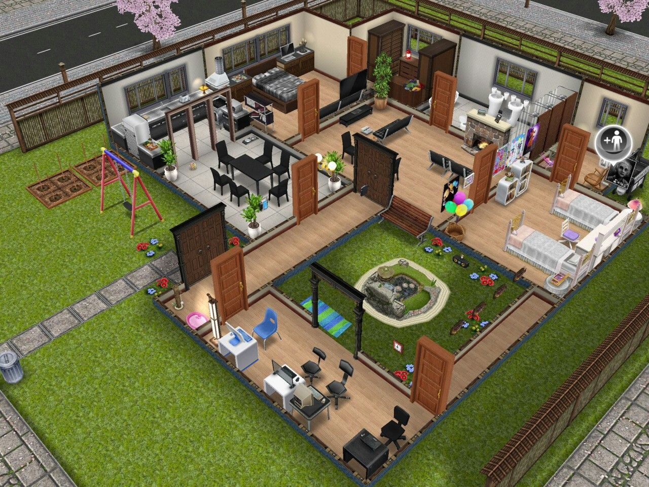 Pin by Pamela Pitre on The Sims Freeplay | Pinterest | Sims