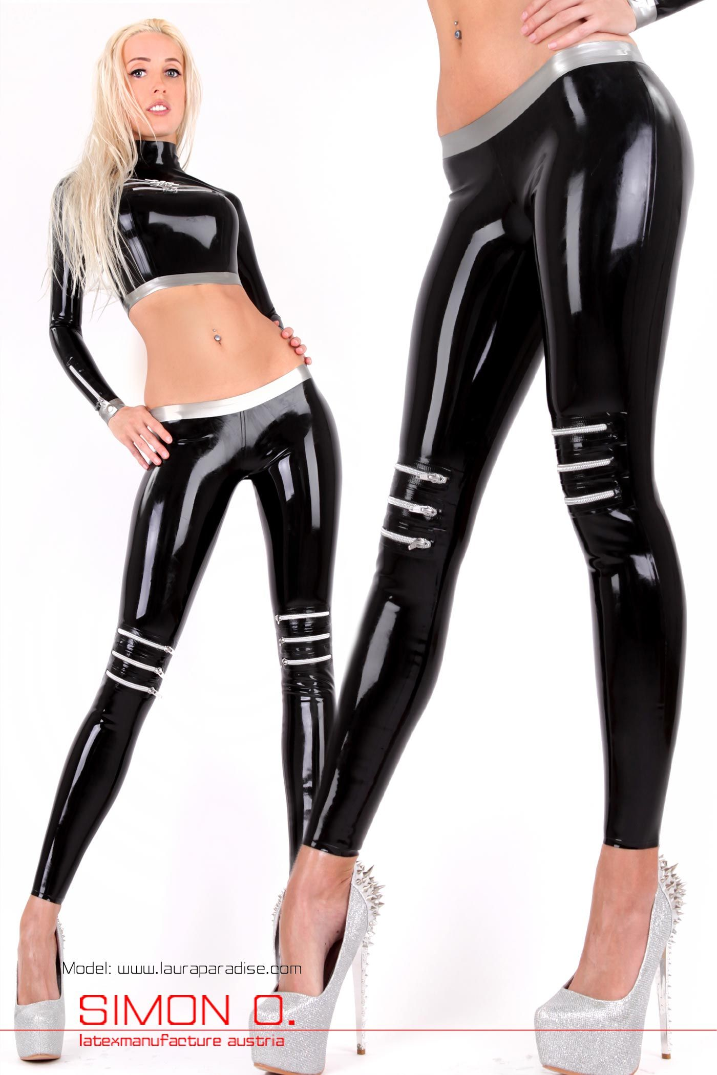 latex leggings online
