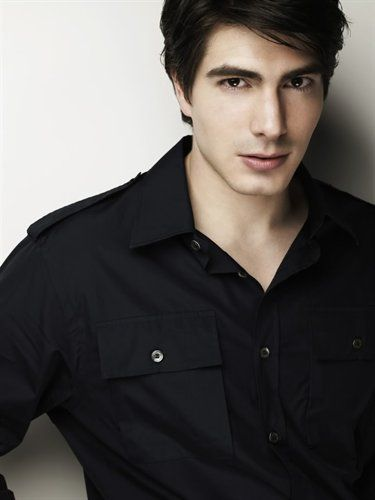 The jaw-dropping Brandon Routh.