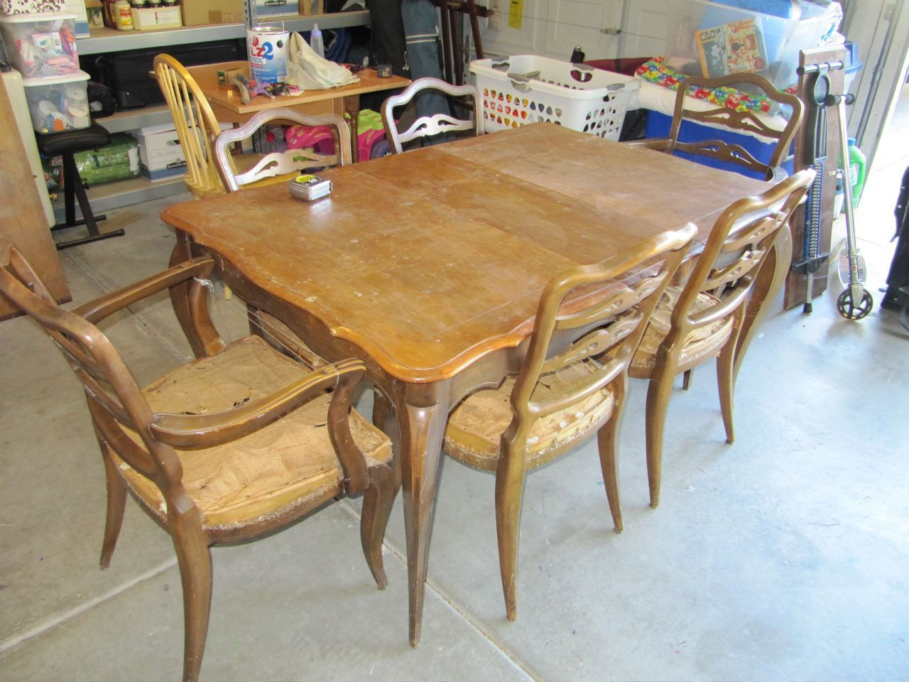 37+ Craigslist dining table and chairs Top