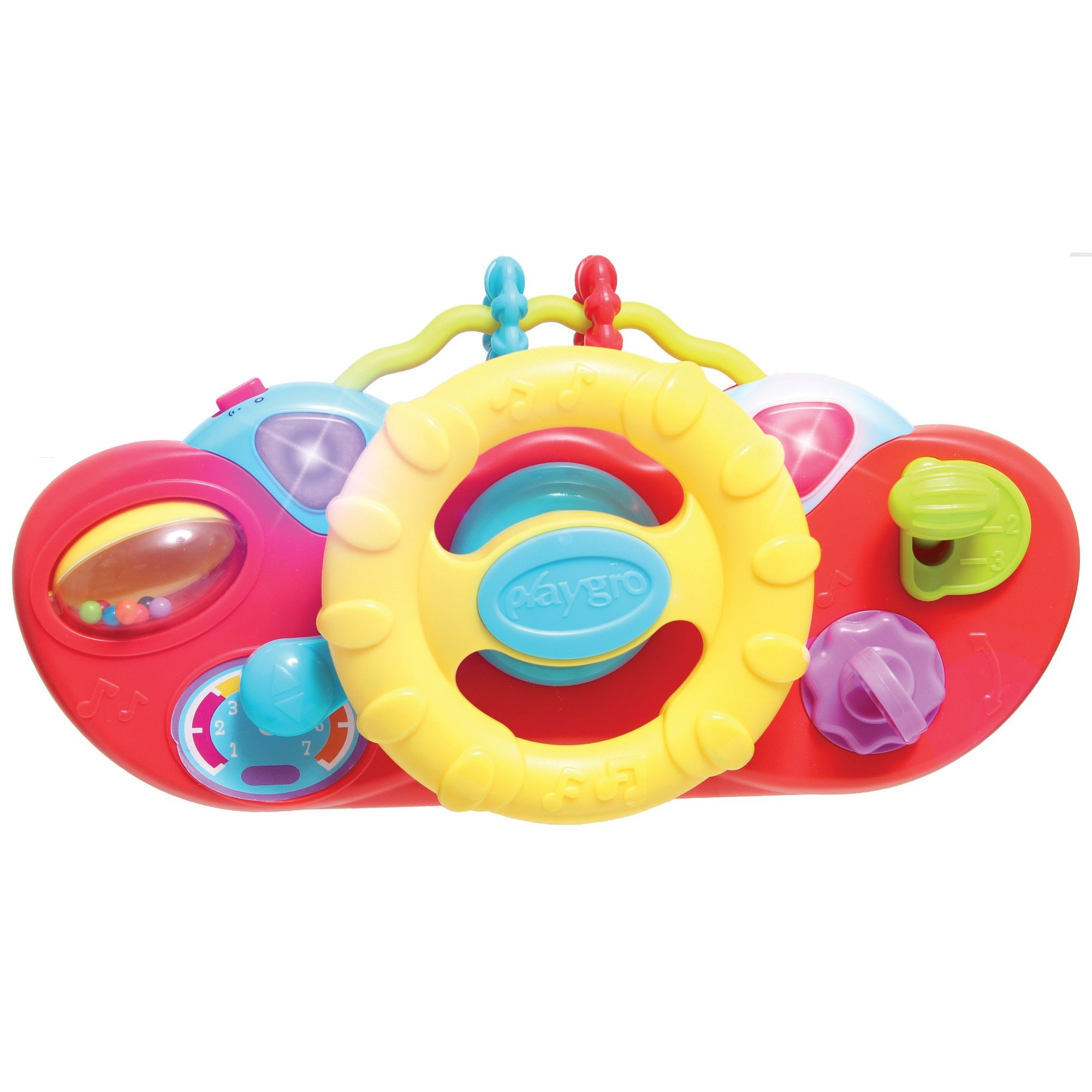Playgro Music Drive and Go Learning toys for toddlers