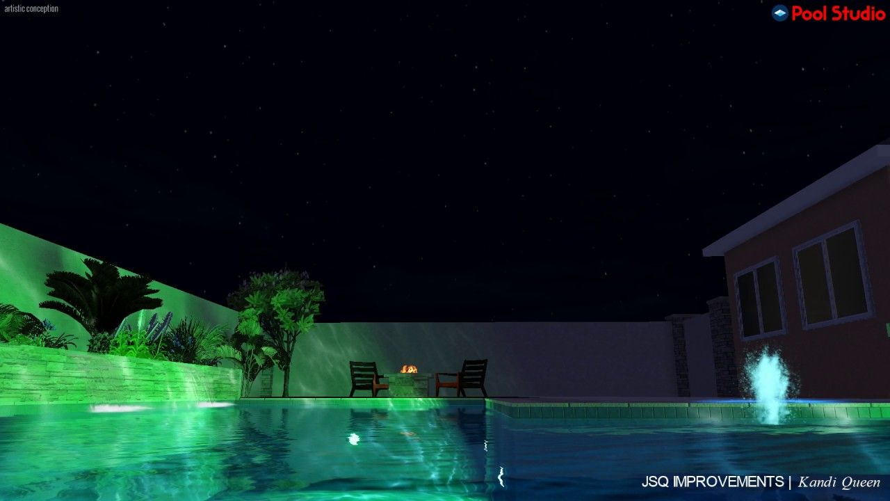 Long Beach Pool Studio - 3D Swimming Pool Design Software | pools ...