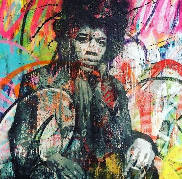 Marco graffiti artist