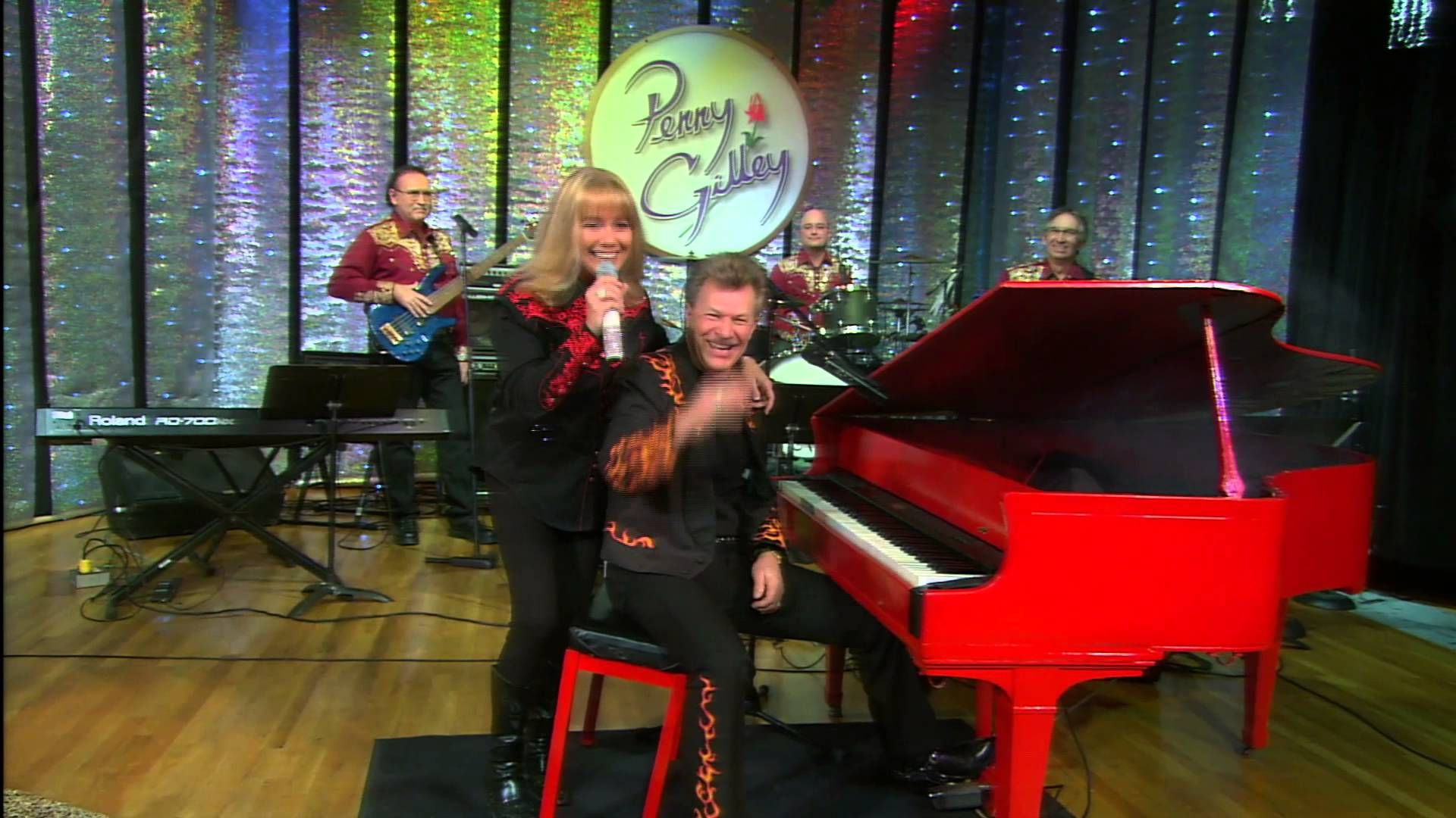 Penny Gilley Tv Show Guest Mickey Gilley Full Show Tv Shows Full Show Country Music