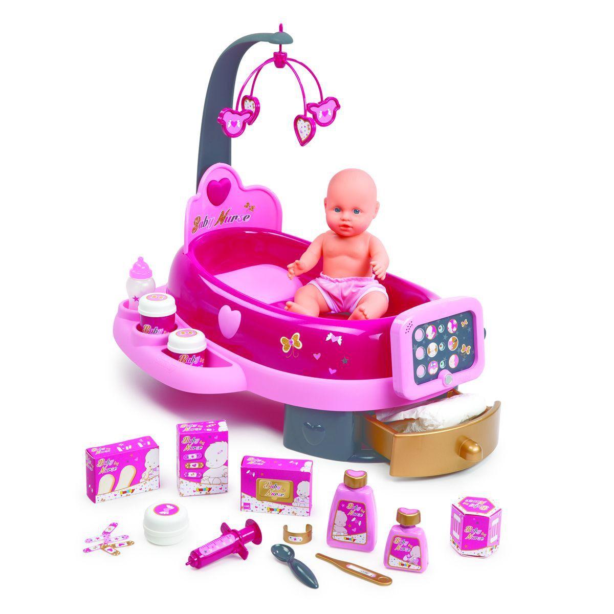Nursery électronique Baby Nurse Nursing baby, Baby doll