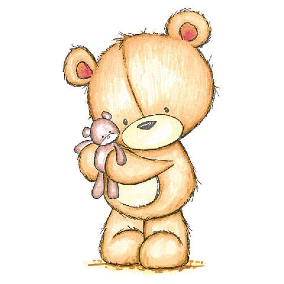 обещала красивые картинки медвежат мультяшных имя