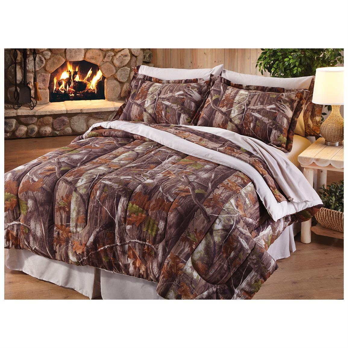Castlecreek Next Camo Complete Bed Set Camo Bedroom Camo