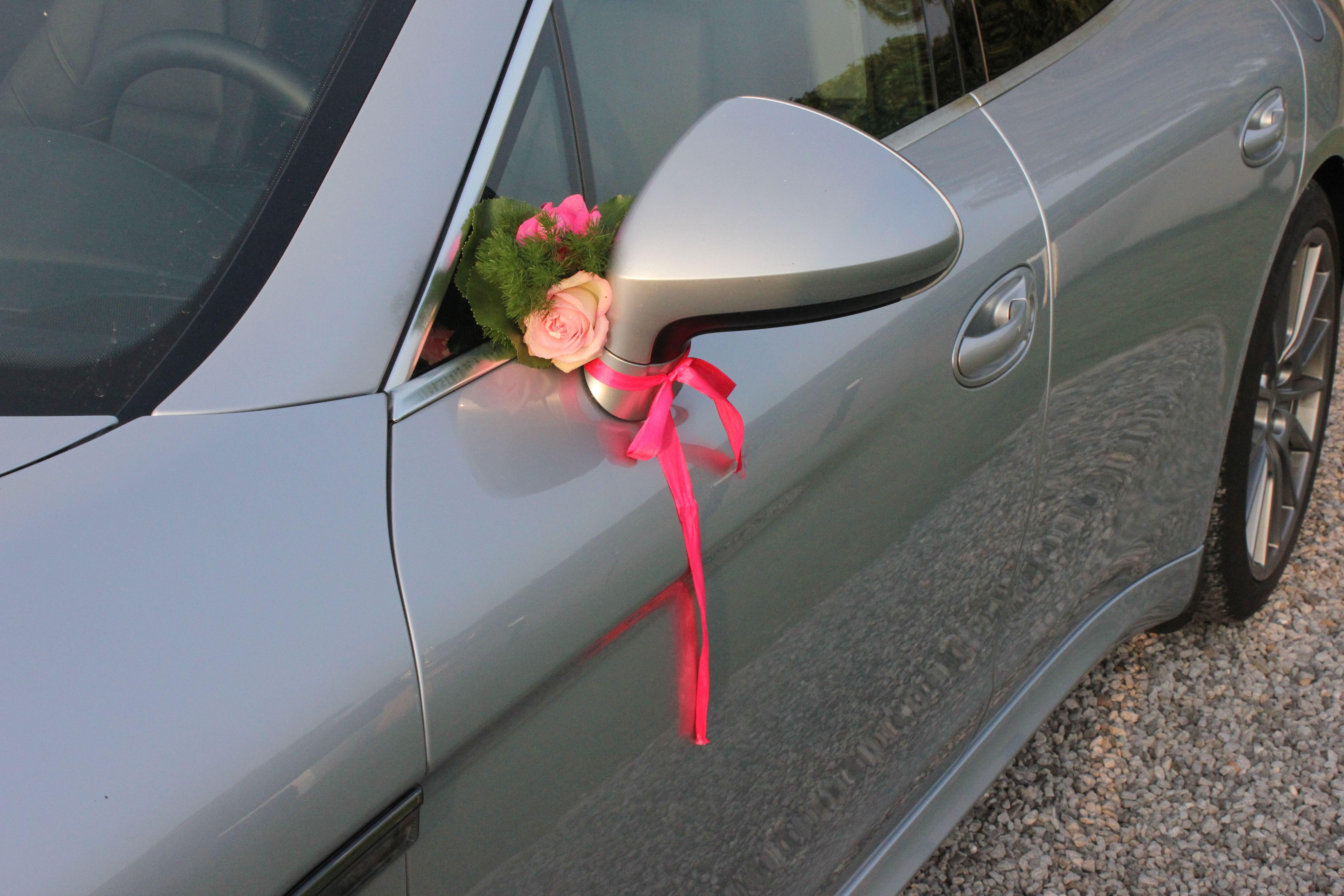 Ongekend versiering auto bruiloft - Google Search (met afbeeldingen) | Auto OP-85