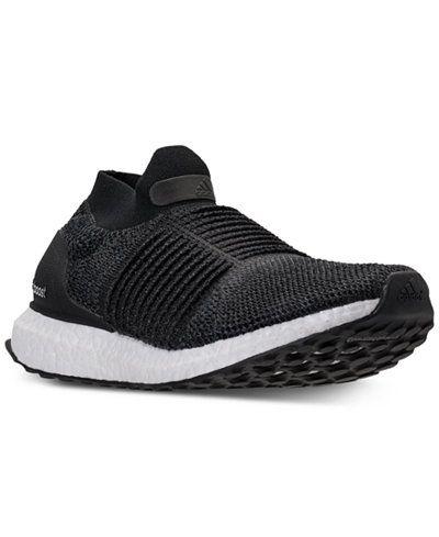 5e57f6da23348 adidas Women s UltraBOOST Laceless Running Sneakers from Finish Line ...