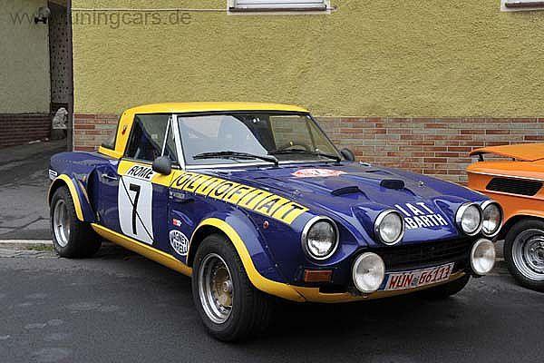 Pin On Fiat Racing Cars