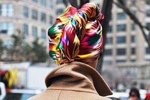 maxi turbante