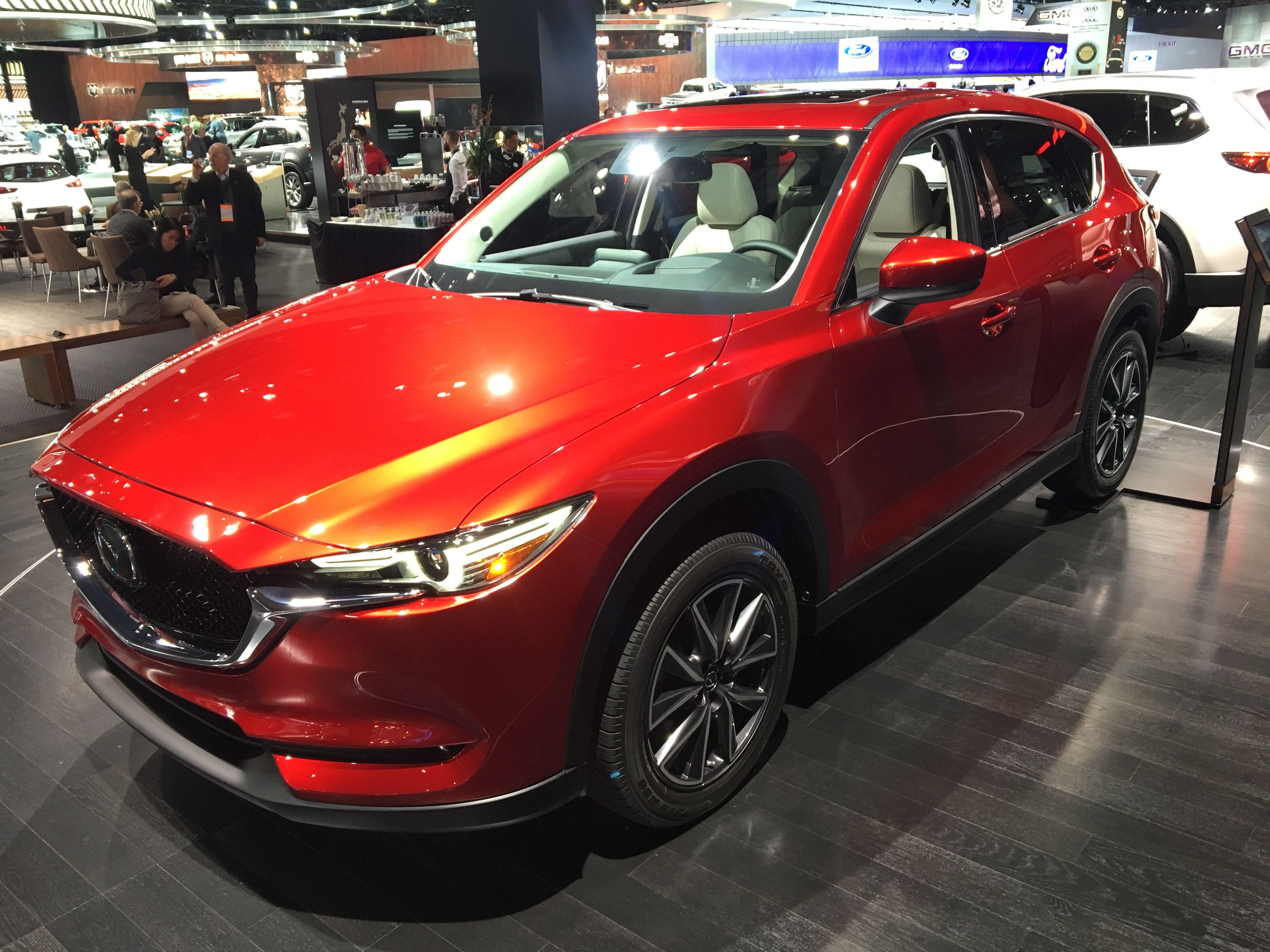 The 2017 Mazda CX5 Mazda, Automotive, Suv car