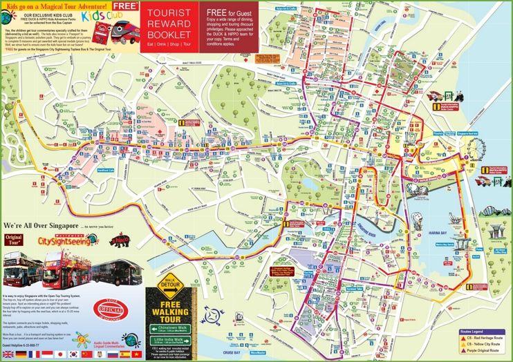 Singapore Tour To Kranj
