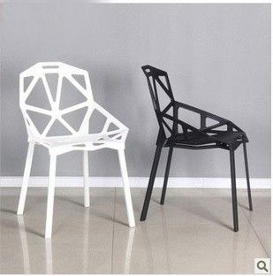 Leisure chairs,European creative chair,Geometric design ...