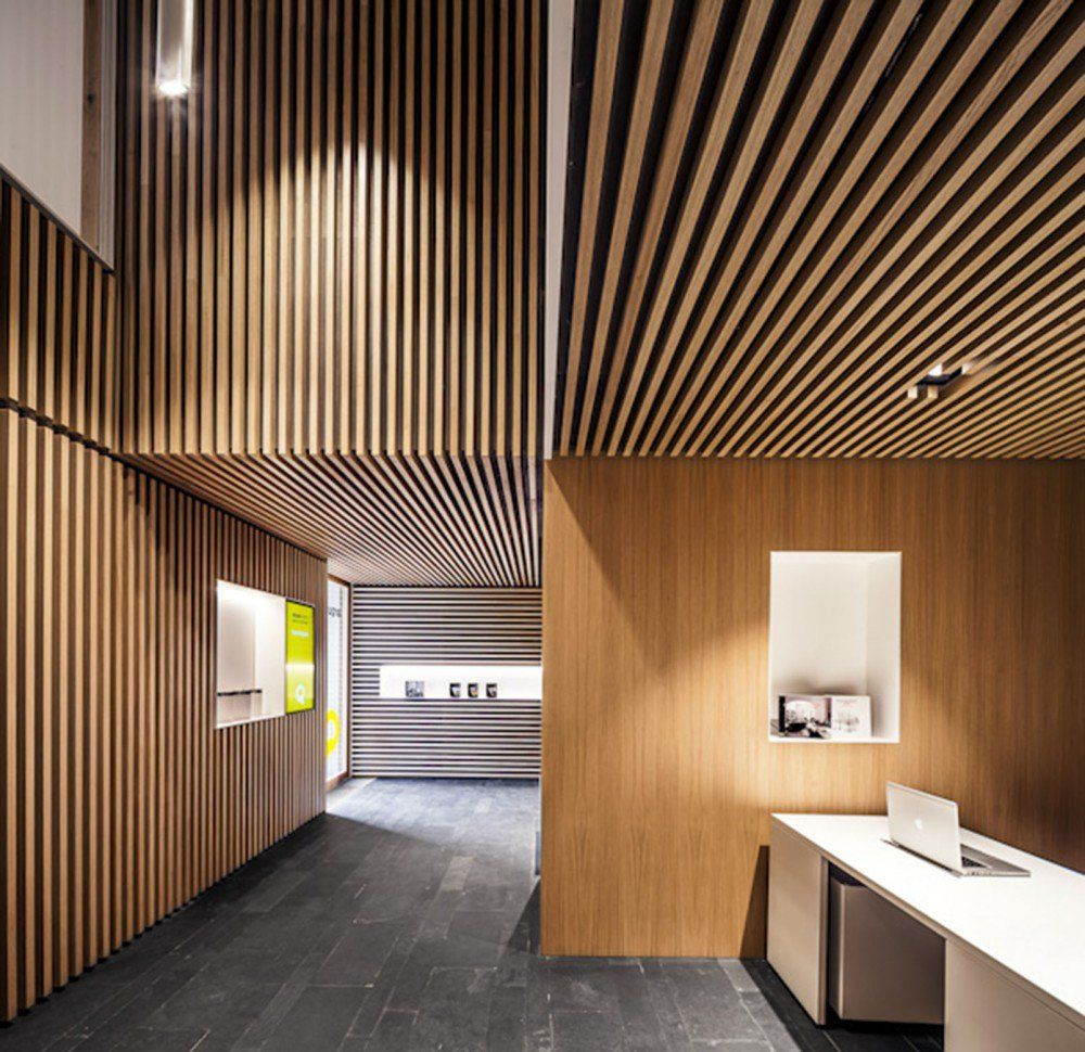 New Arquia Banca Office In Girona Javier De Las Heras Sol  # Muebles Las Heras
