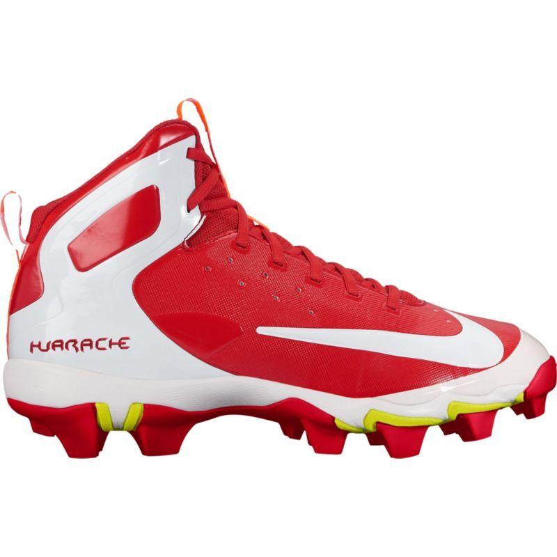 Nike Men's Alpha Huarache Keystone Mid Baseball Cleats