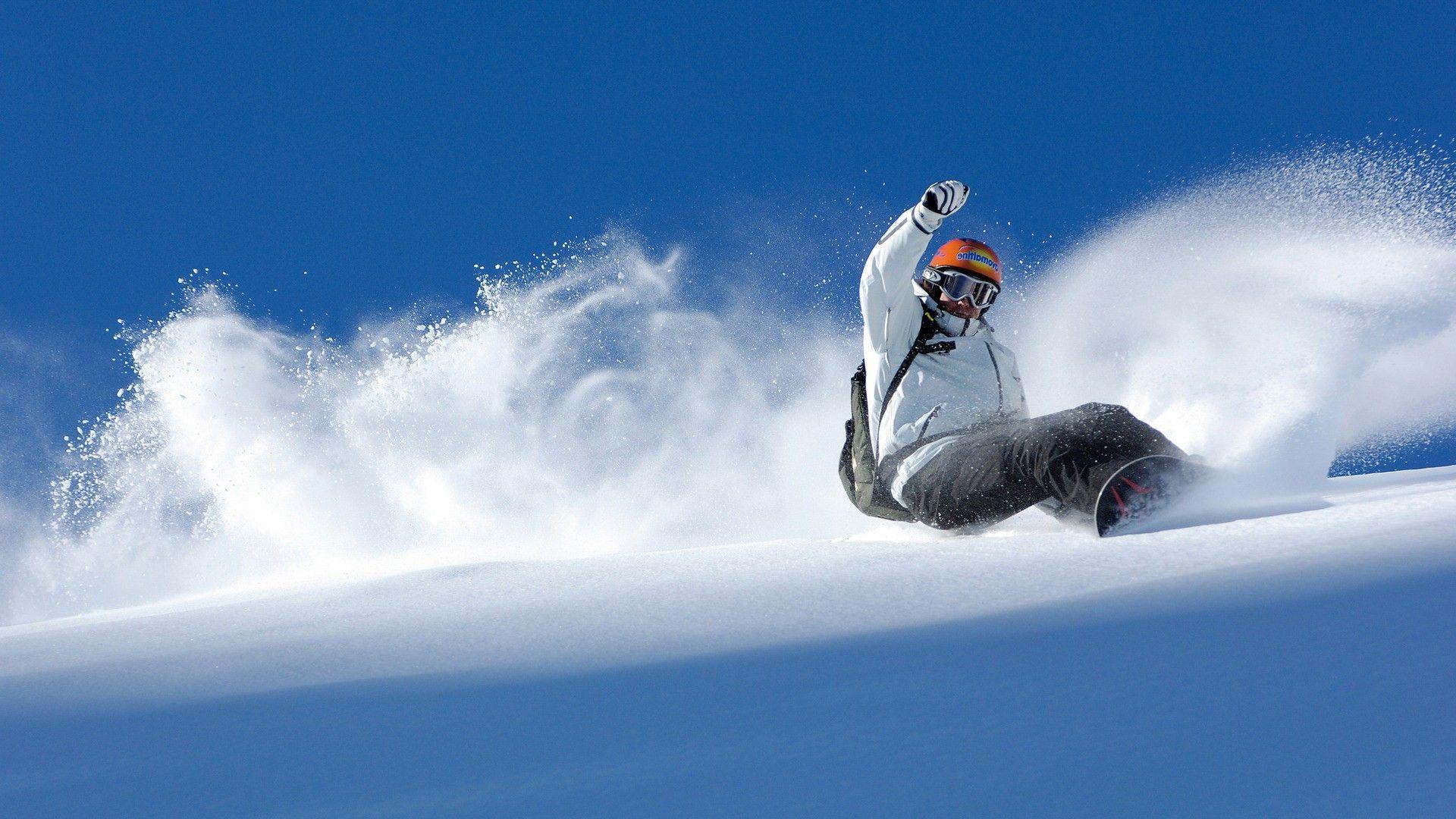 Snowboarding Wallpapers Hd Wallpaper Cave