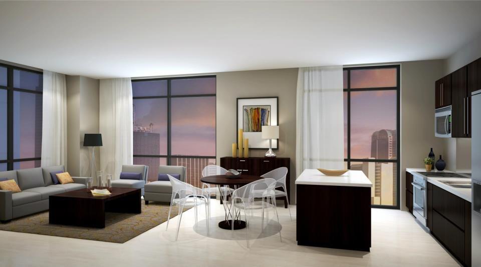 Slate Residences Interior Sedona Slate Rooftop Arlington Apartments Windows Modern Op Luxury Apartments Modern Apartment Arlington Va Apartments