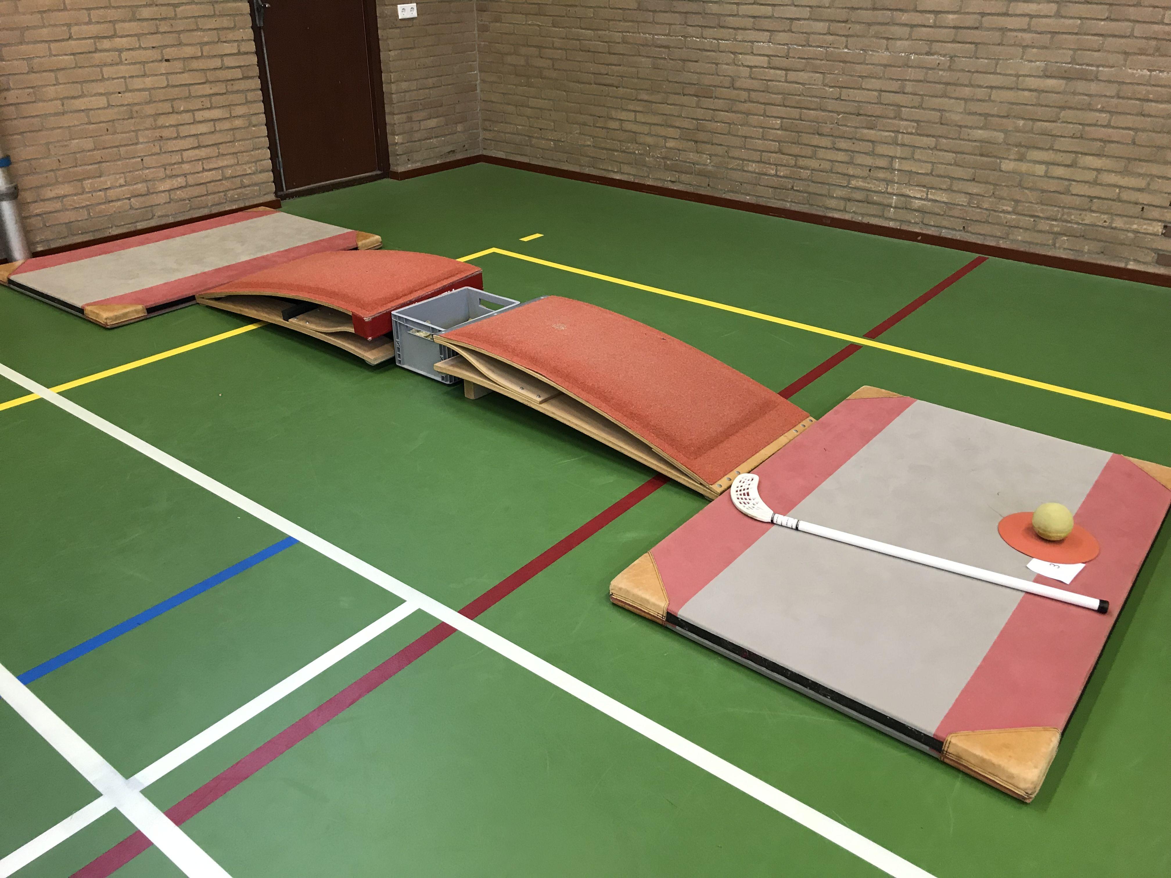 Midgetgolfbaan 2 Lichamelijke Opvoeding Lichamelijke Opvoeding Spelletjes Peutergym