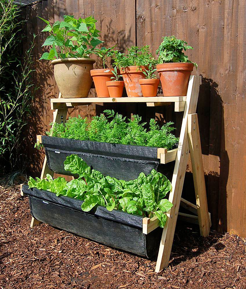 "Have You Seen These ""bag"" Gardens? They're No Joke For"