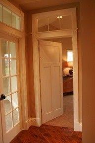 Interior Doors Page 10 Trans Window Above Door For M Bath Doors Interior Traditional Interior Doors Craftsman Style Doors