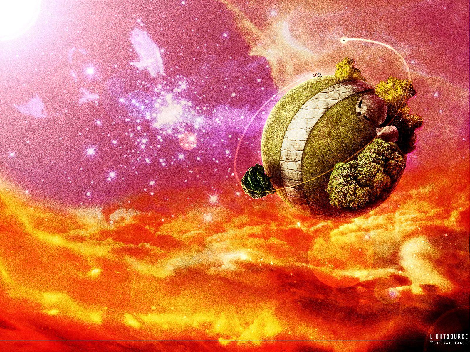 Dbz Landscape ドラゴンボール 写真集 ドラゴンボールz