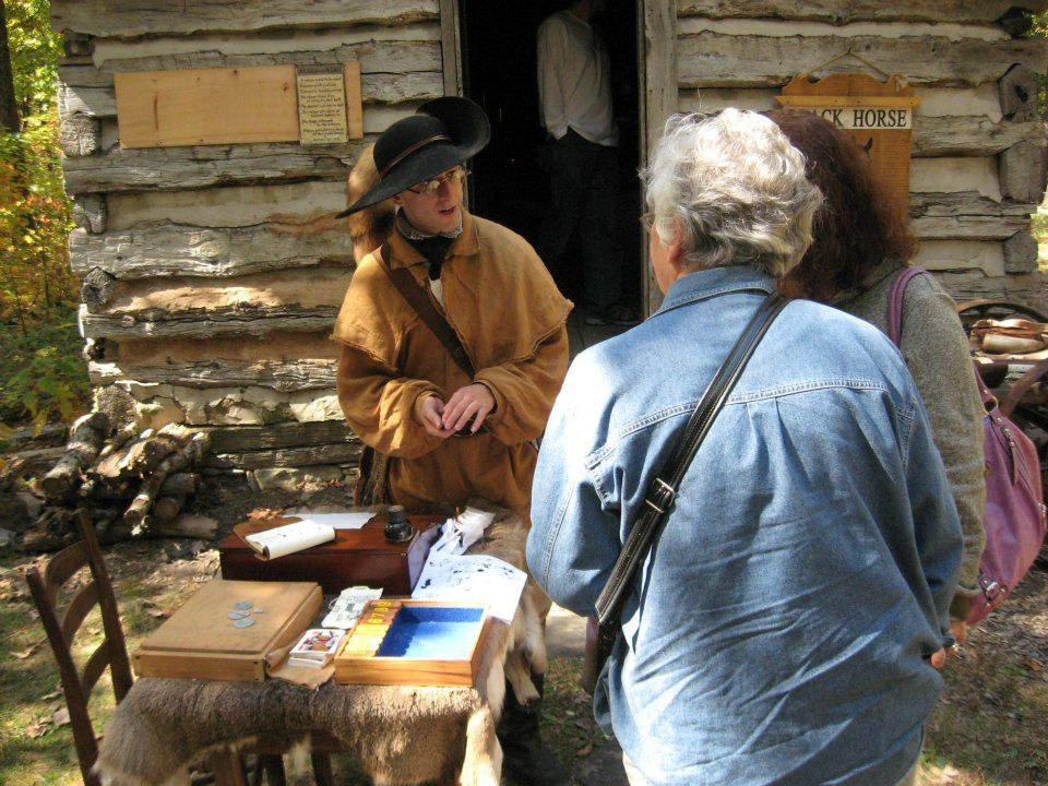 Hickory Ridge Living History Museum is open 5:30 - 8:00 p.m. nightly except Mondays, now through August 17th, 2013.  The museum is also open on Saturday mornings 9:00 a.m. - 12:00 p.m. during the adjacent Farmers' Market.  http://www.hickoryridgemuseum.com