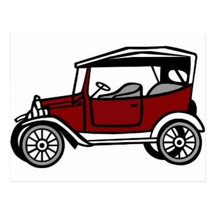 vintage car automobile old antique