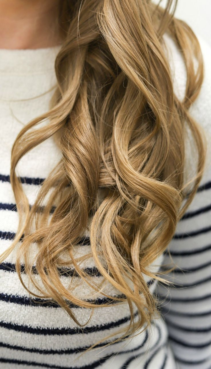 Easy holiday glamour blonde curls perfect curls and loose curls