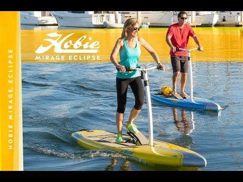 Hobie Introduces New Standup Pedalboard Sup Magazine Hobie Mirage Paddle Boarding Inflatable Kayak