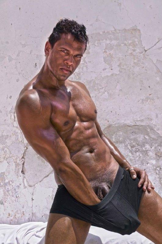 Hot naked cuban men