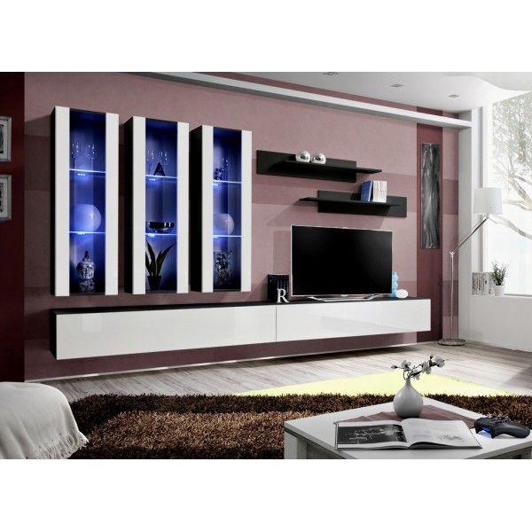 Fly E3 Meuble Tv Moderne Meuble Tv Meuble Tv Home Cinema