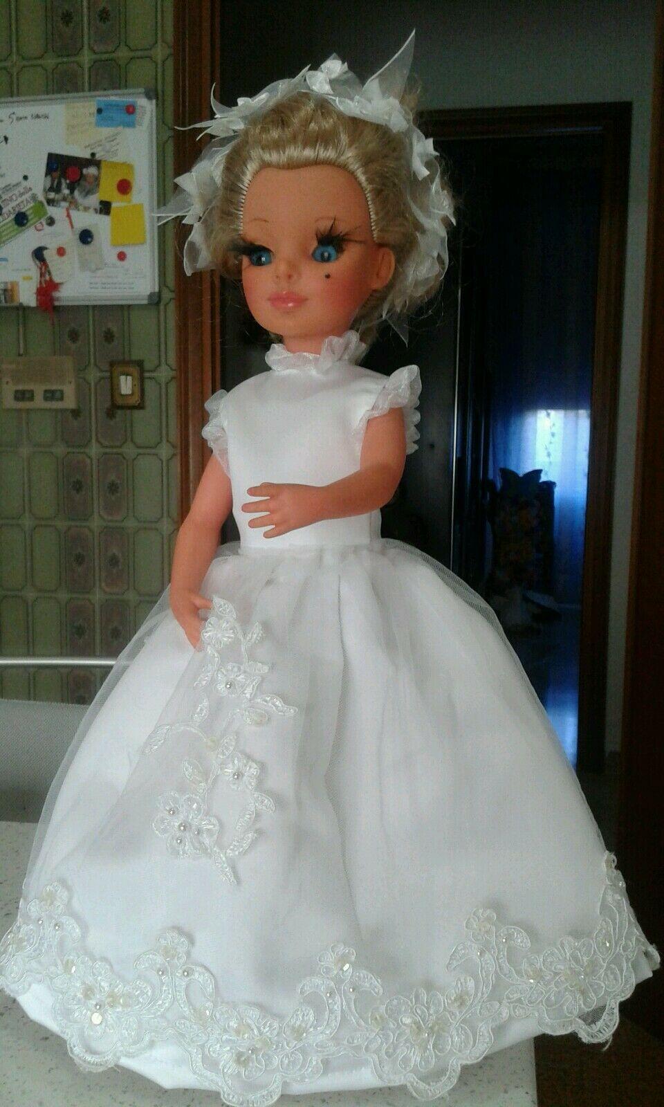 Dettagli su ALTA MODA FURGA 4S SIMONA BIONDA BELLISSIMA #bridedolls