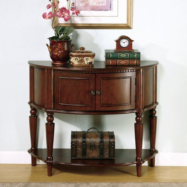 Hameldon Console Table Traditional Console Tables