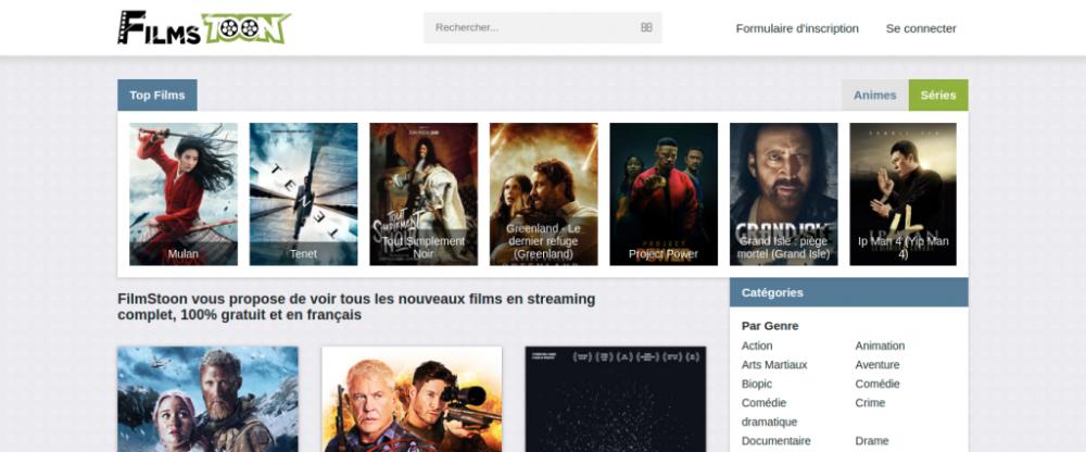 Filmstoon Ancien Streamcomplet Et Meilleur Site De Films Site Pour Film Film Site Streaming Gratuit