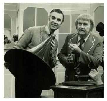 Fred Rogers And Captain Kangaroo Two Prime Examples Of What Was The Best On Children S T V Shows Mister Rogers Neighborhood Mr Rogers Fred Rogers
