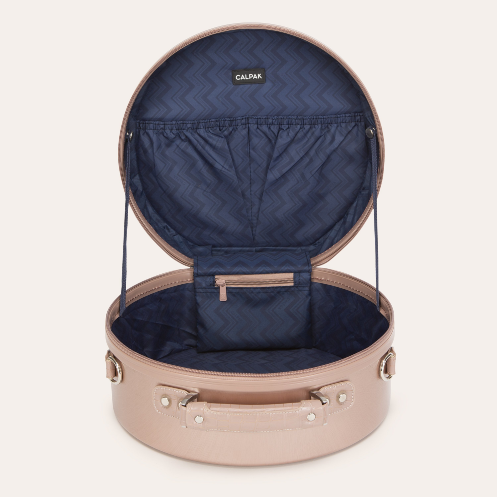 Baye Small Hat Box Large Hats Hat Box Rose Gold Luggage