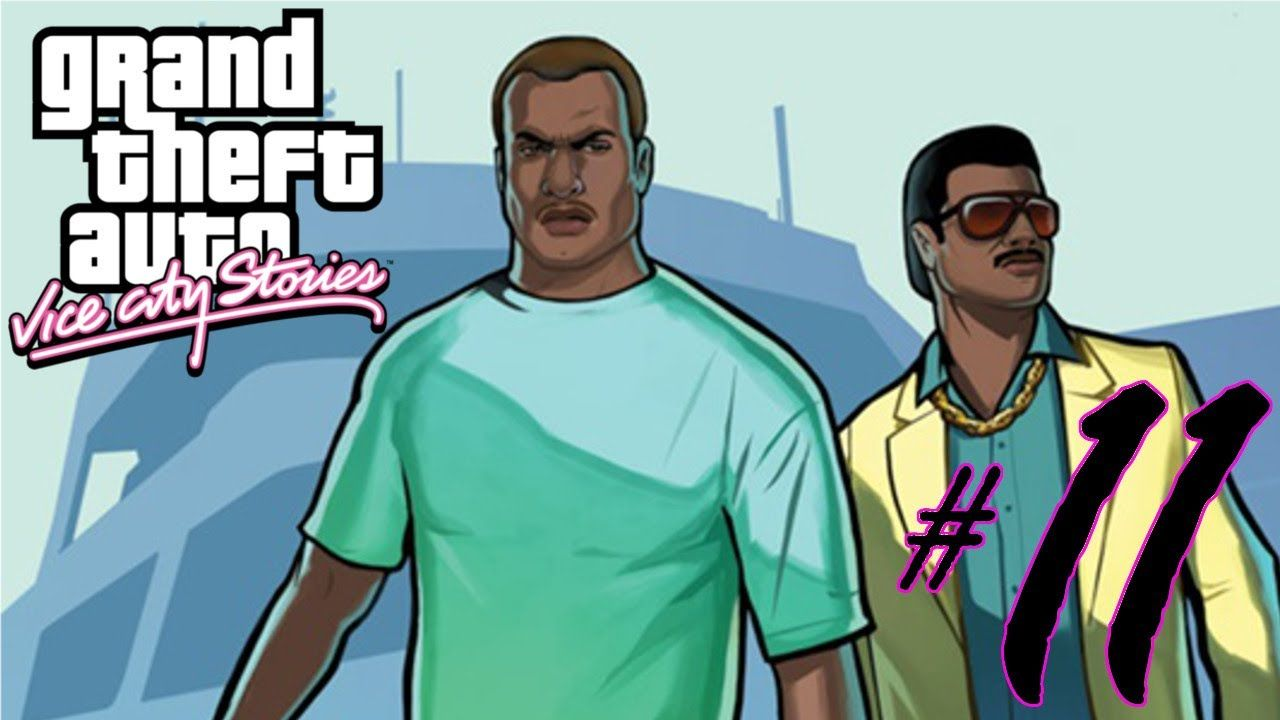 Grand Theft Auto Vice City Stories Part 11 11 To Victor The Spoils