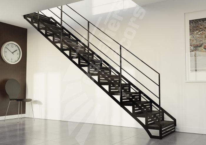 Photo DT114 - ESCA\u0027DROIT® Graphique (modèle déposé) Escalier droit