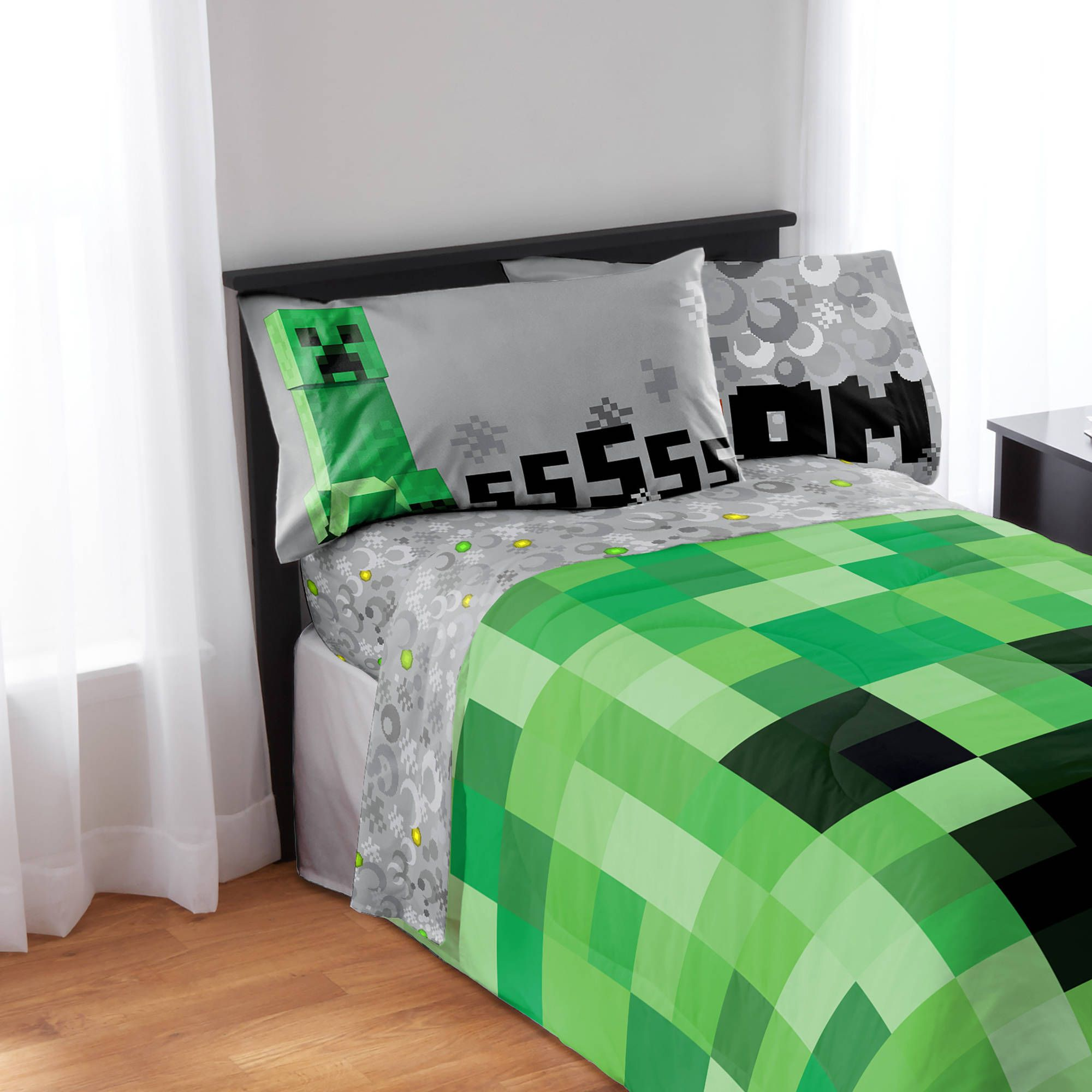 Minecraft Bedding Sheet Set