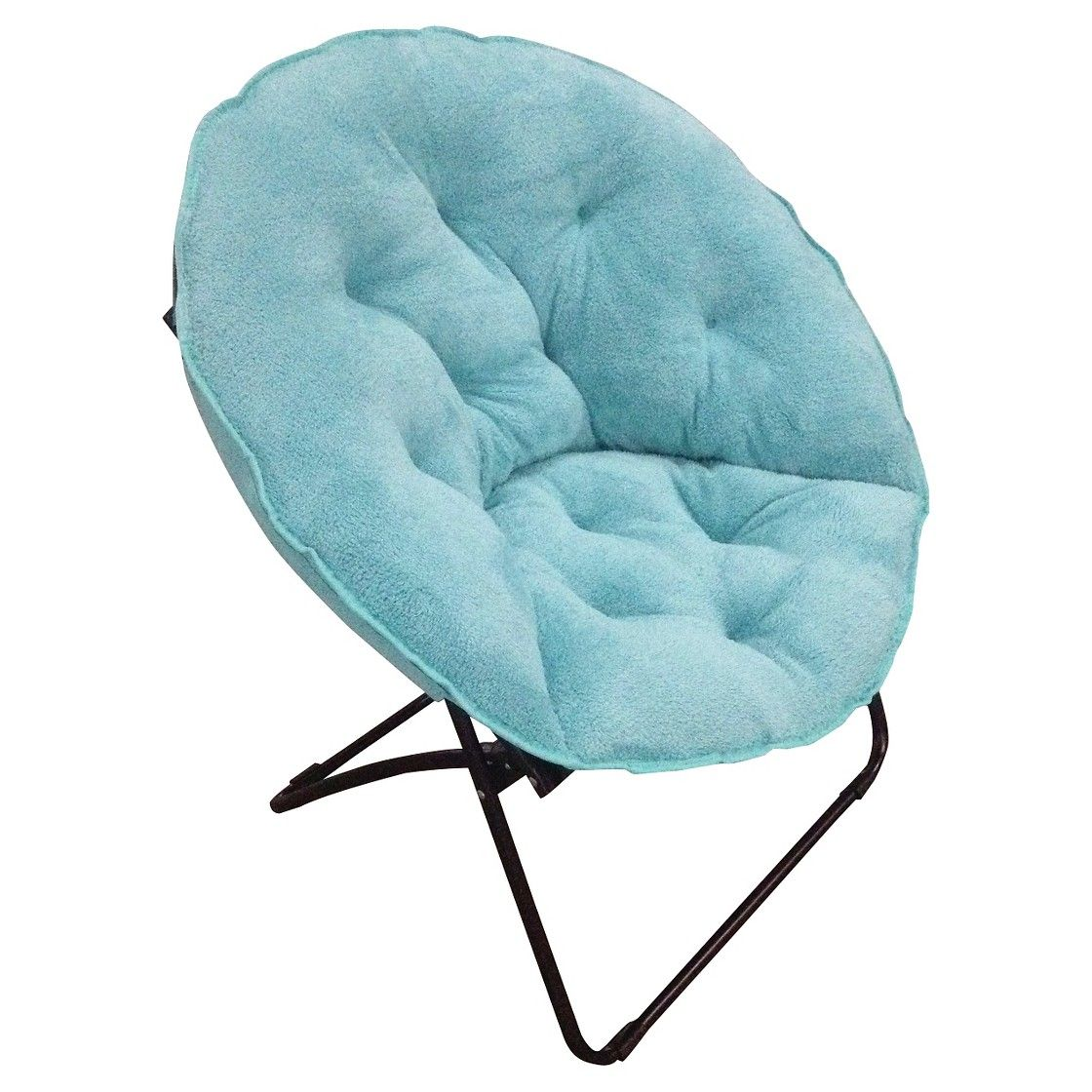 Dish Chair Room Essentials Fuzzy Dish Chair Aisle D16 Blue Or Grey