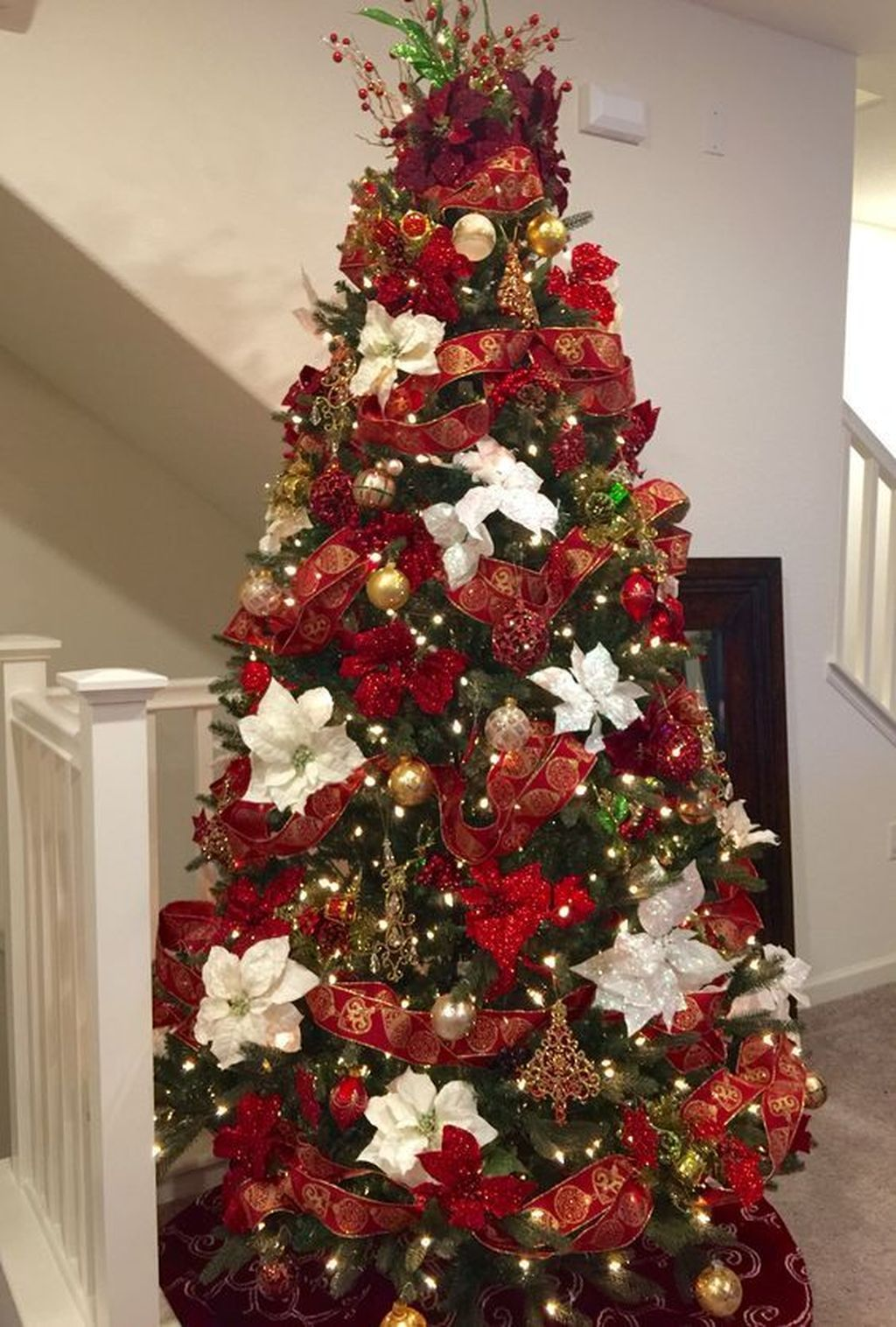 35 Incredible Home Decor Ideas With Christmas Tree Themes ...