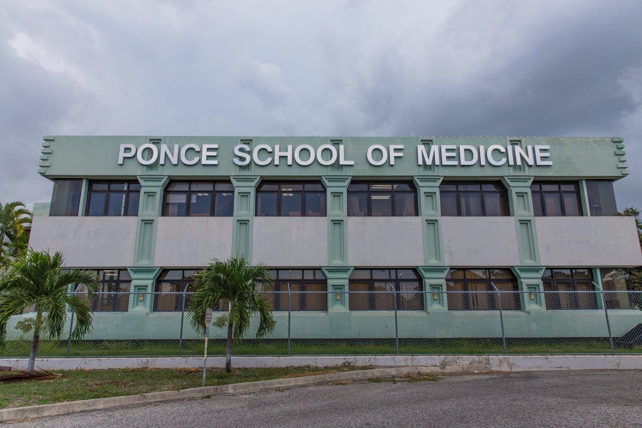 Ponce School Of Medicine >> Ponce Health Sciences University School Of Medicine
