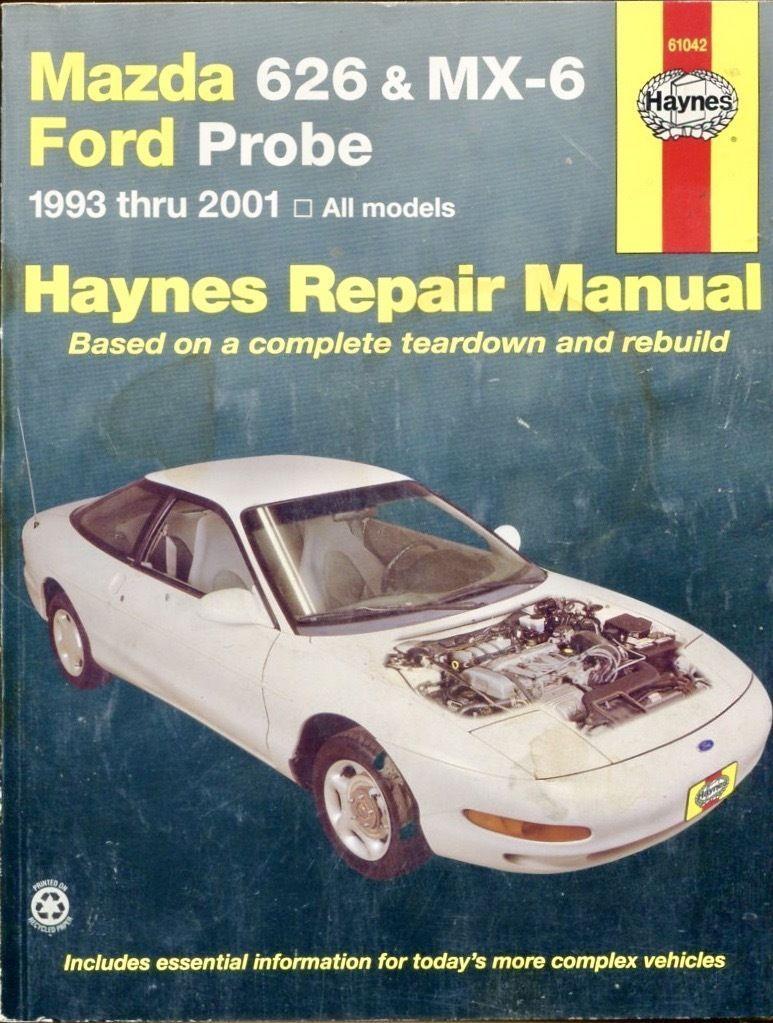 F847d Car Manual Mazda 626 2001 Wiring Library