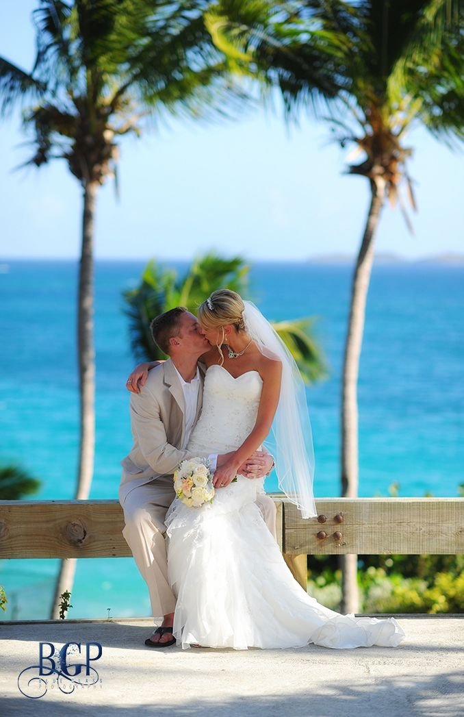 Beautiful Wedding At The Marriott Frenchman S Reef On St Thomas Us Virgin Islands Dream