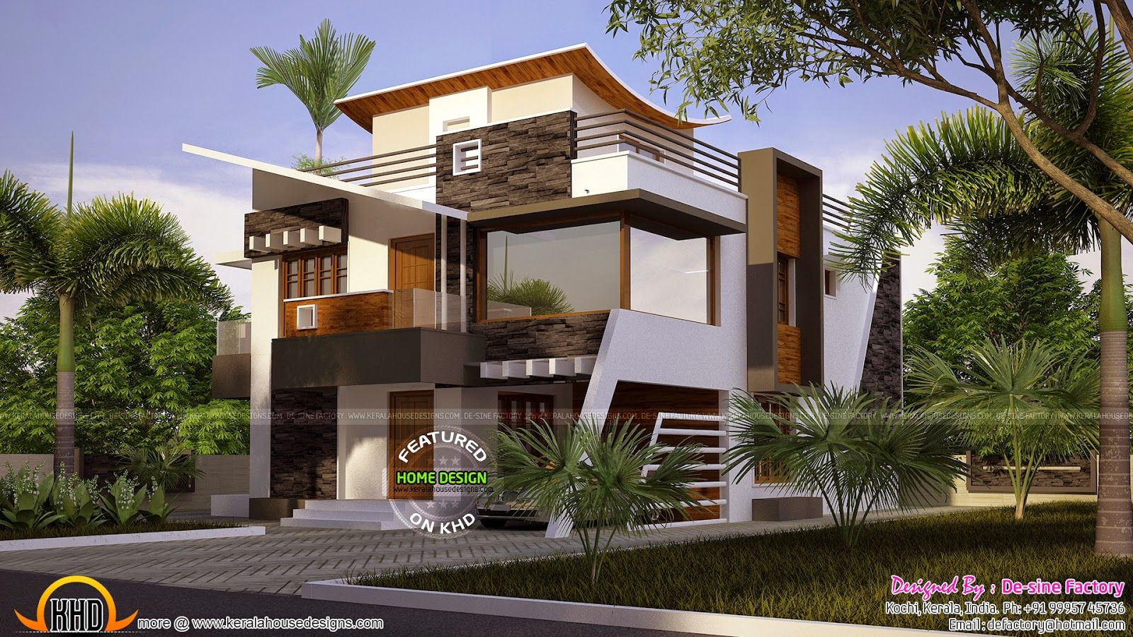 Stylish Modern House Plans For Your