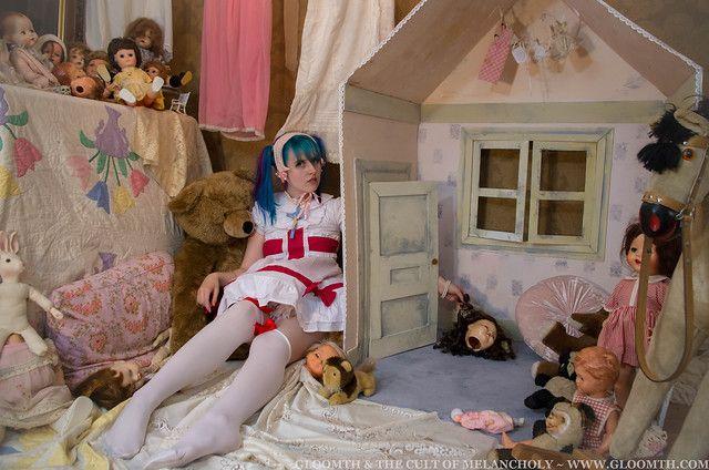 Doll Hospital #dollvictoriandressstyles