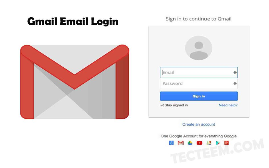 Gmail Email Login One Of The Best Email Service Providers Tecteem Best Email Service Email Service Provider Email Service